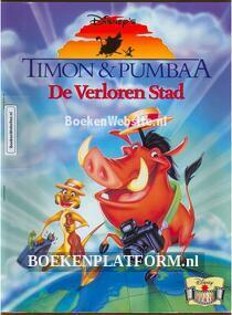 Timon & Pumba, De Verloren Stad