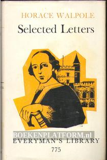 Horace Walpole Selected Letters
