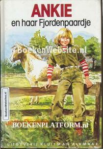 Ankie en haar Fjordenpaardje
