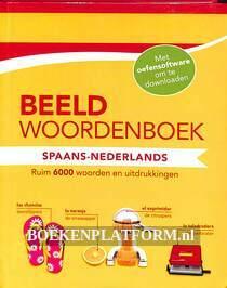 Beeldwoorden-boek Spaans-Nederlands