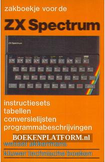 Zakboekje voor de ZX Spectrum