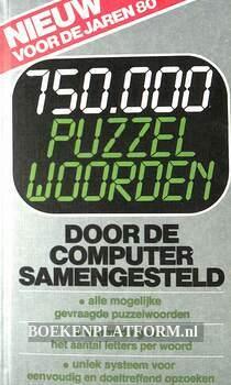 750.000 Puzzelwoorden