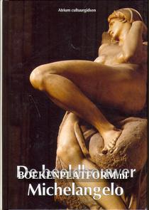 De beeldhouwer Michelangelo