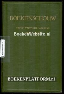 Boekenschouw 1930-1931