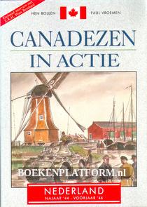 Canadezen in actie Nederland najaar '44-voorjaar '46