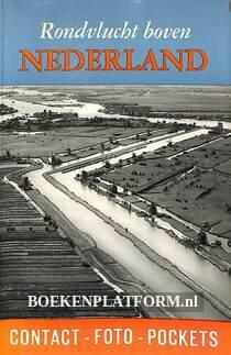 Rondvlucht boven Nederland