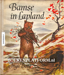 Bamse in Lapland
