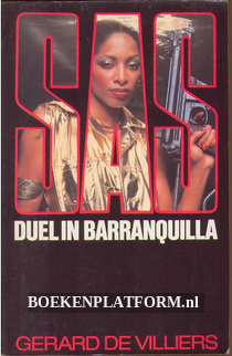 1971 Duel in Barranquilla