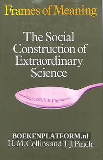 The Social Construction of Extraordinary Science
