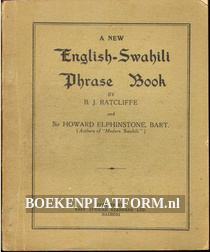A new English-Swahili Phrase Book