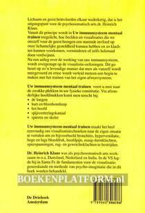 Uw immuum-systeem mentaal trainen