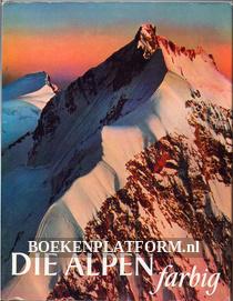 Die Alpen farbig