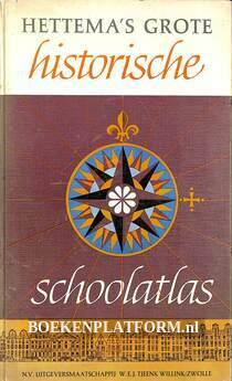 Hettema's grote historische schoolatlas
