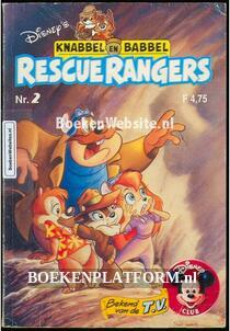 Knabbel en Babbel, Rescue Rangers 2