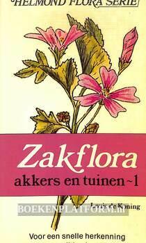 Zakflora akkers en tuinen