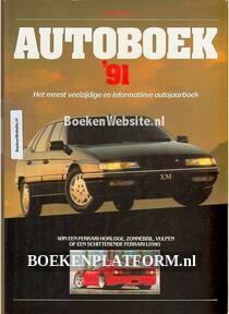 Autoboek '91