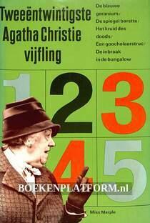 Tweeën-twintigste Agatha Christie vijfling