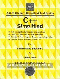 C++ Simplified