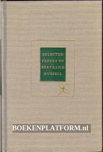 Selected Papers of Bertrand Russell