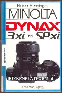 Minolta Dynax 3xi en SPxi