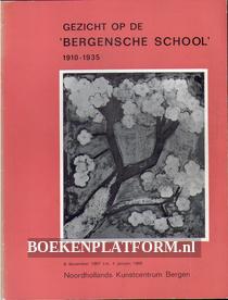 Gezicht op de Bergensche School 1910 - 1935