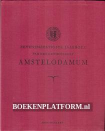 Amstelodamum 1975