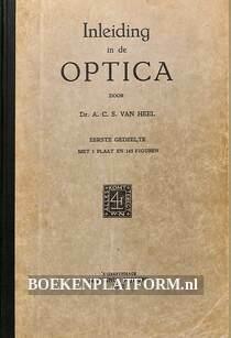 Inleiding in de Optica I