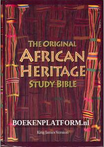 The Original African Herritage Study Bible