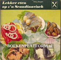Lekket eten op z'n Scandinavisch