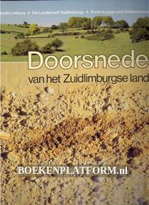 Doorsnede van het Zuidlimburgse land