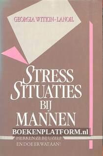 Stress situaties bij mannen