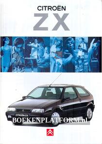 Citroen ZX 1994 brochure
