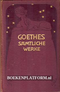 Goethes Sämtliche Werke 06