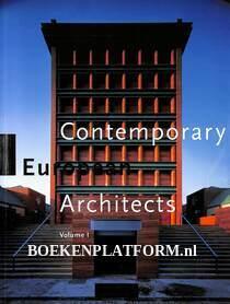 Contemporary European Architects I