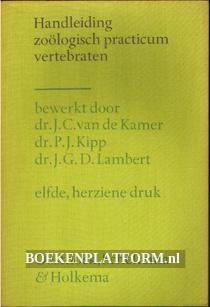Handleiding zoölogische practicum vertebraten