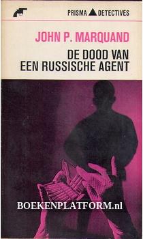 PD 0083 De dood van een Russische agent