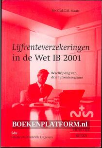 Lijfrenteverzekeringen in de Wet IB 2001