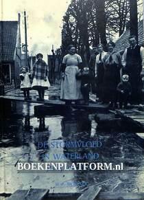 De stormvloed in Waterland januari 1916