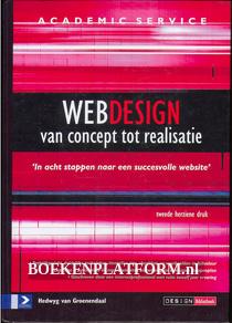 Webdesign van concept tot realisatie