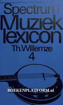 Spectrum Muzieklexicon 4
