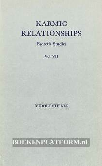 Karmic Relationships VII
