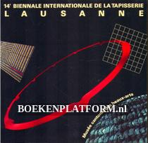 14e Biennale Internationale de la Tapisserie