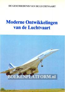 Moderne Ontwikkelingen van de Luchtvaart