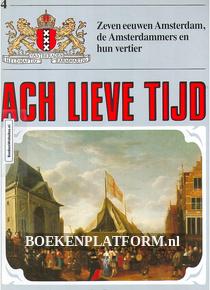 Amsterdammers en hun vertier