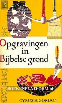 0553 Opgravingen in Bijbelse grond