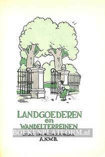 Landgoederen en wandelterreinen in Nederland