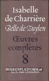 Isabelle de Charriere 8