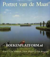 Portret van de Maas