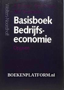 Basisboek Bedrijfs-economie Opgaven