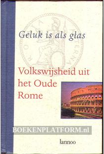 Volkswijsheid uit het Oude Rome